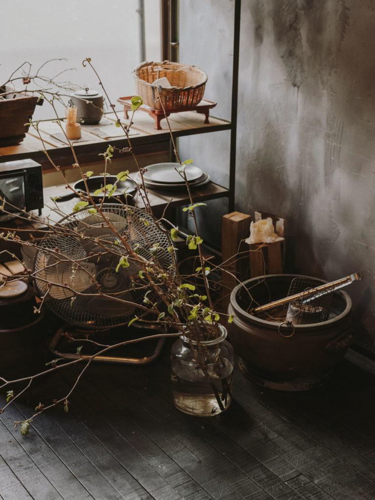 #japan #kyoto #corsage #airbnb #interiors #kitchen #gfx50s