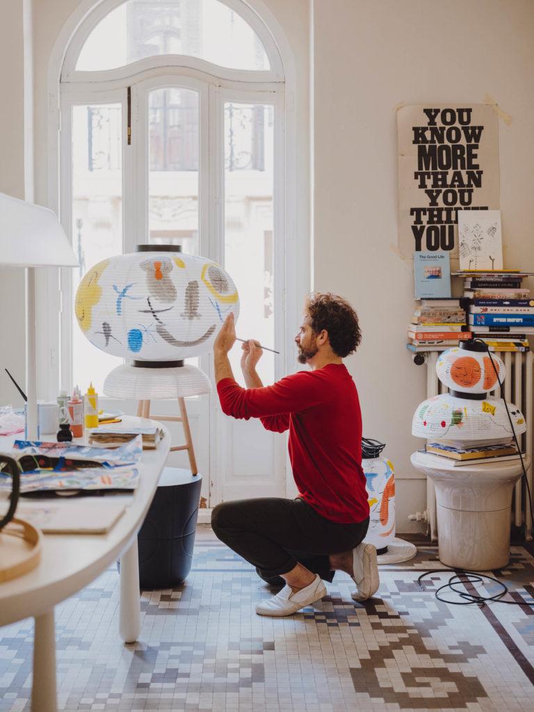 #jaimehayon #tmagazine #spain #valencia #workspaces #portraits #design