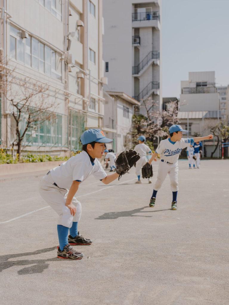 #japan #tokyo #personal #2018 #baseball #kids #blue