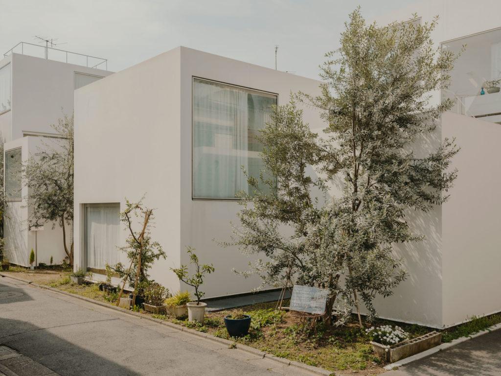 #japan #tokyo #architecture #sanaa #moriyama