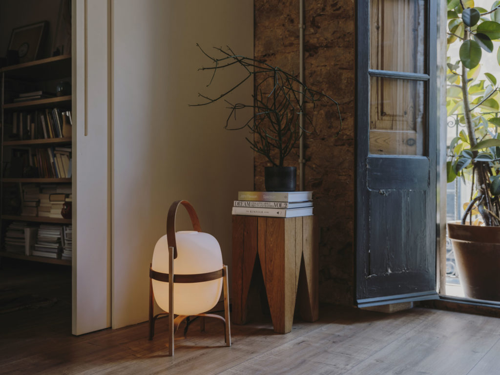 #barcelona #e15 #interiors #santacole #mila #cesta #lighting
