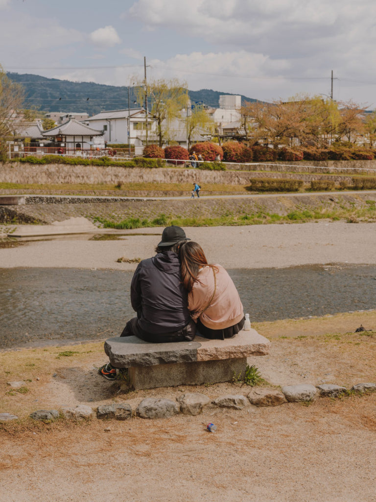 #japan #kyoto #couple #cherryblossom #people #2018