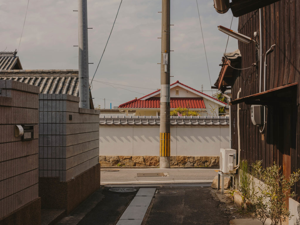 #japan #naoshima #streets #2018