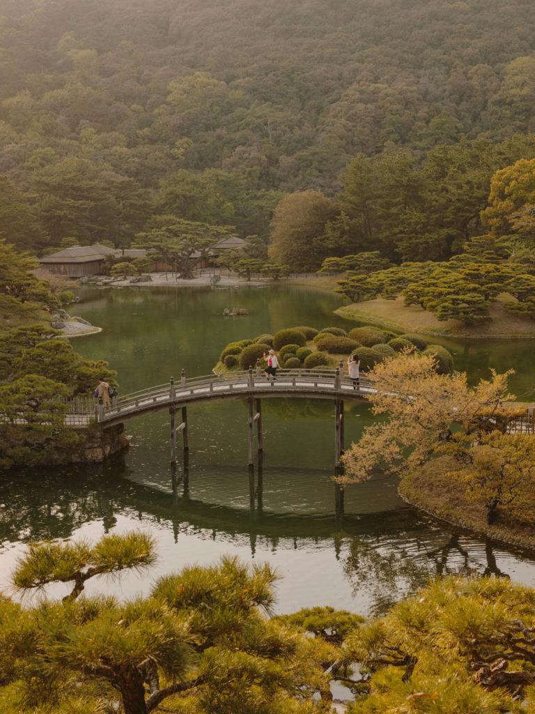 #japan #takamatsu #ritsurin #park #2018