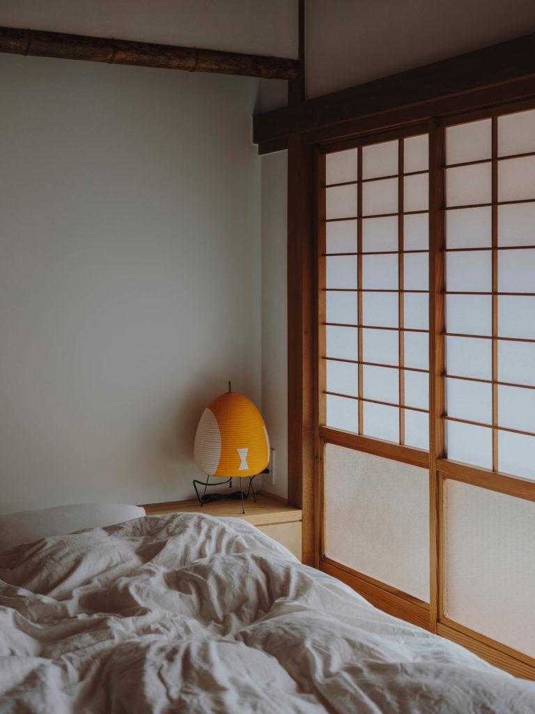 #japan #teshima #airbnb #noguchi #vitra #lamps #interiors #2018