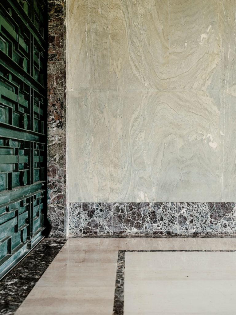 #kinfolk #india #morvi #palace #artdeco #details
