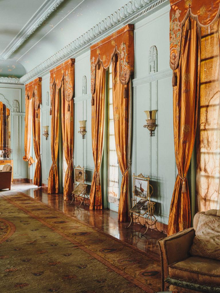 #kinfolk #india #morvi #palace #artdeco