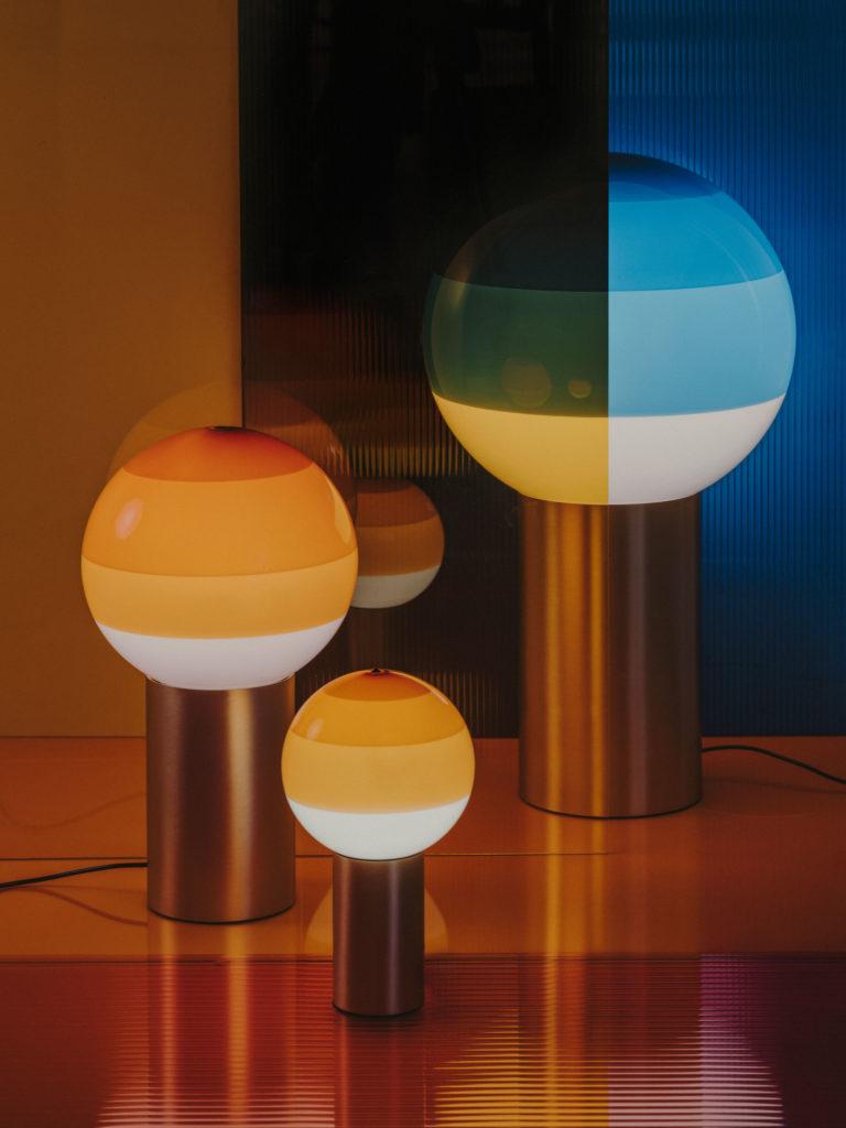 #marset #lighting #stilllife #dippinglight #youngtalents #folch #artdirection #set #orange #blue