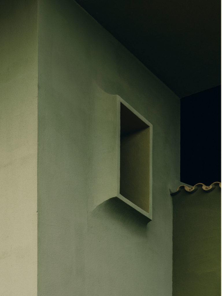 #xanadu #murallaroja #gestalten #visionsofarchitecture #bofill #spain #architecture #green #calpe
