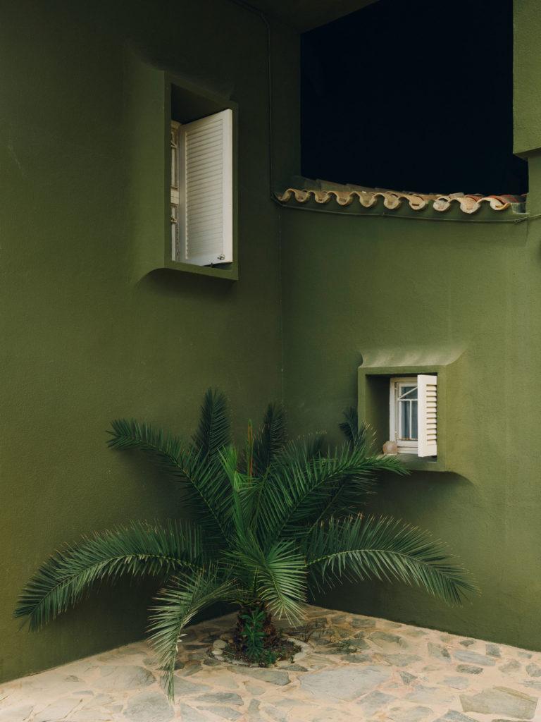 #xanadu #murallaroja #gestalten #visionsofarchitecture #bofill #calpe #valencia #spain #architecture #green