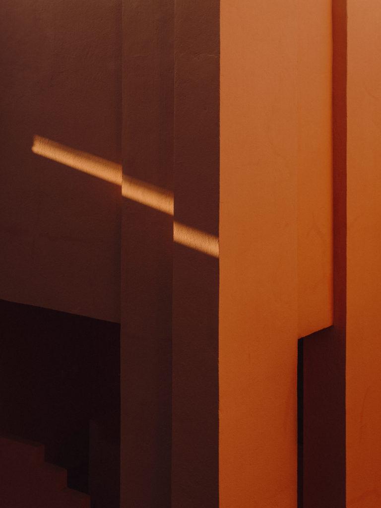 #xanadu #murallaroja #gestalten #visionsofarchitecture #bofill #calpe #valencia #spain #architecture #orange
