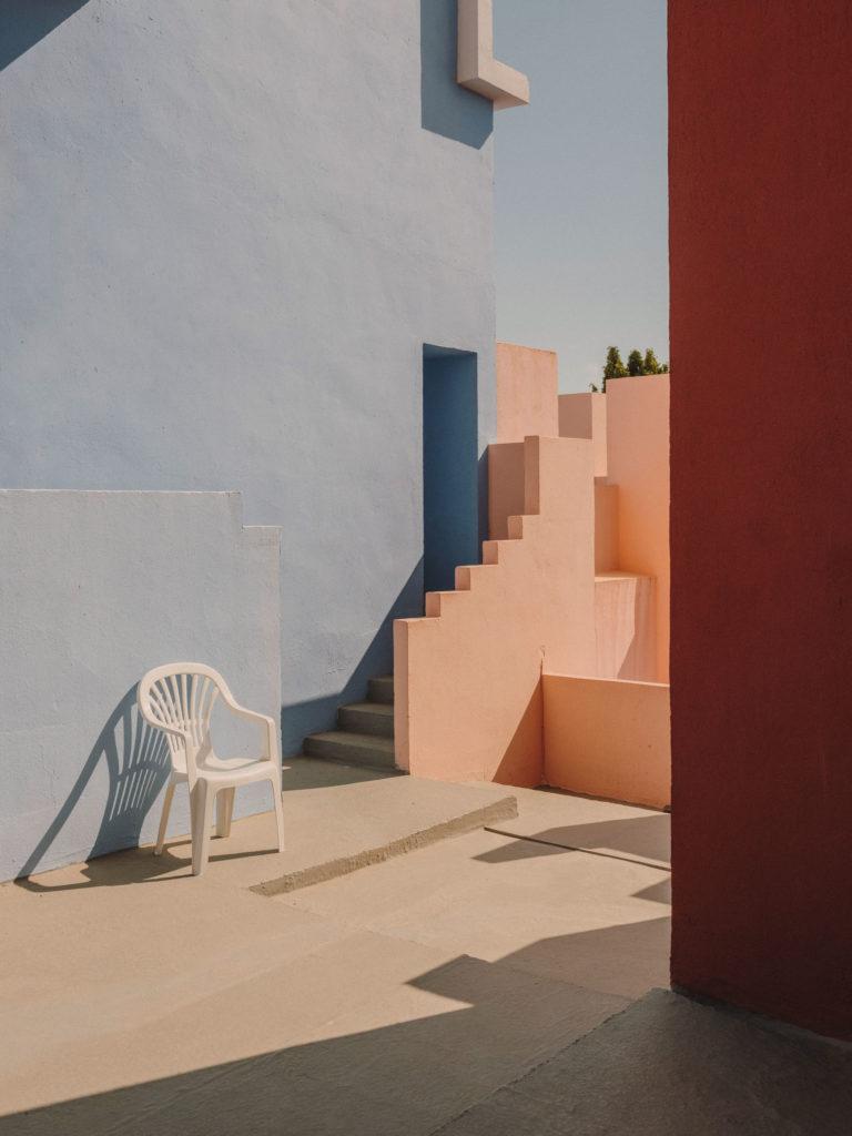 #xanadu #murallaroja #gestalten #visionsofarchitecture #bofill #calpe #valencia #spain