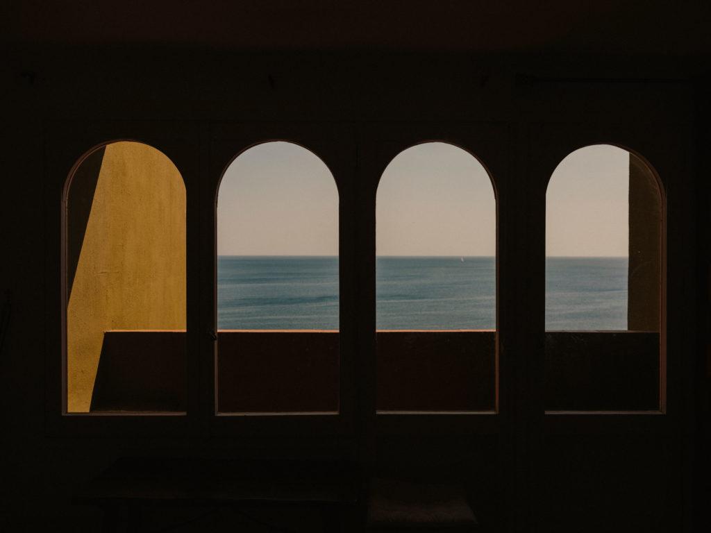 #xanadu #murallaroja #gestalten #visionsofarchitecture #bofill #calpe #valencia #spain #green #interiors #mediterranean
