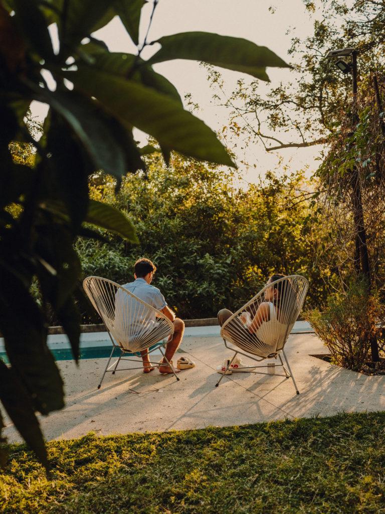 #airbnb #uniqueplaces #casameztilta #tepoztlan #mexico #pool #lifestyle #caterina