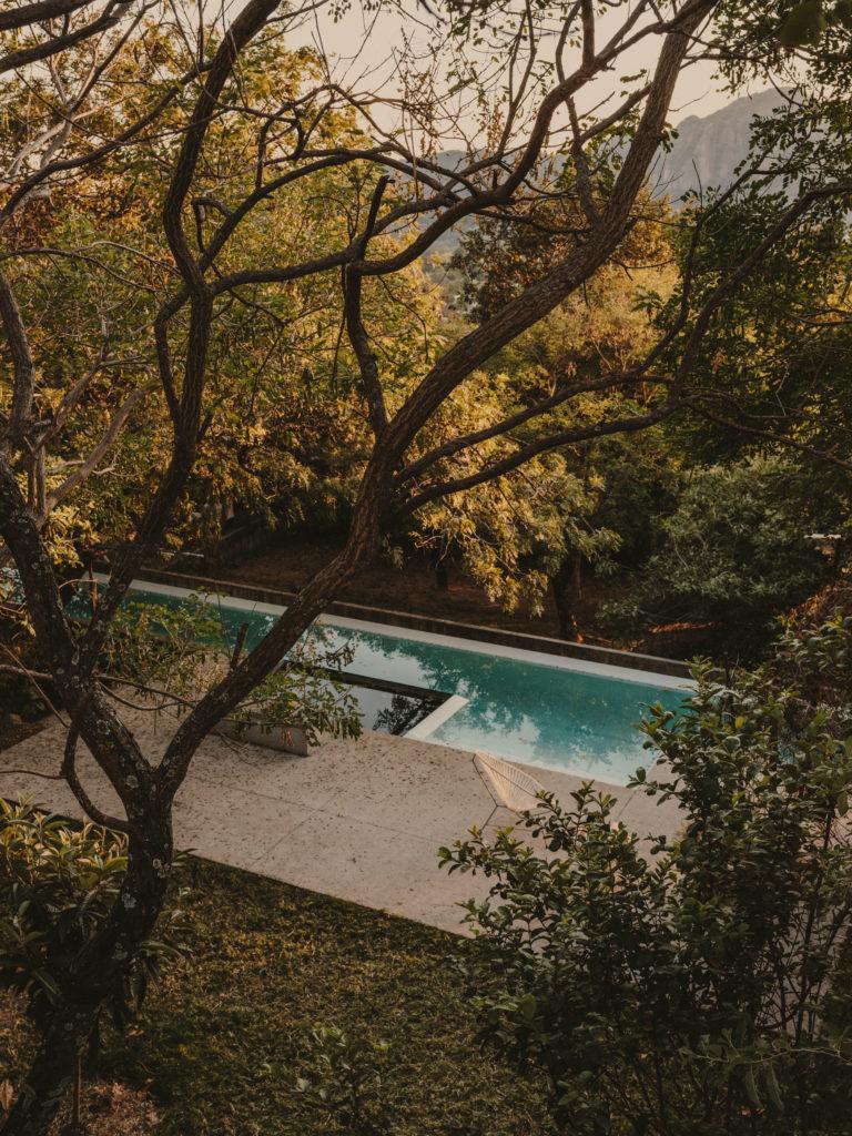 #airbnb #uniqueplaces #casameztilta #tepoztlan #mexico #pool