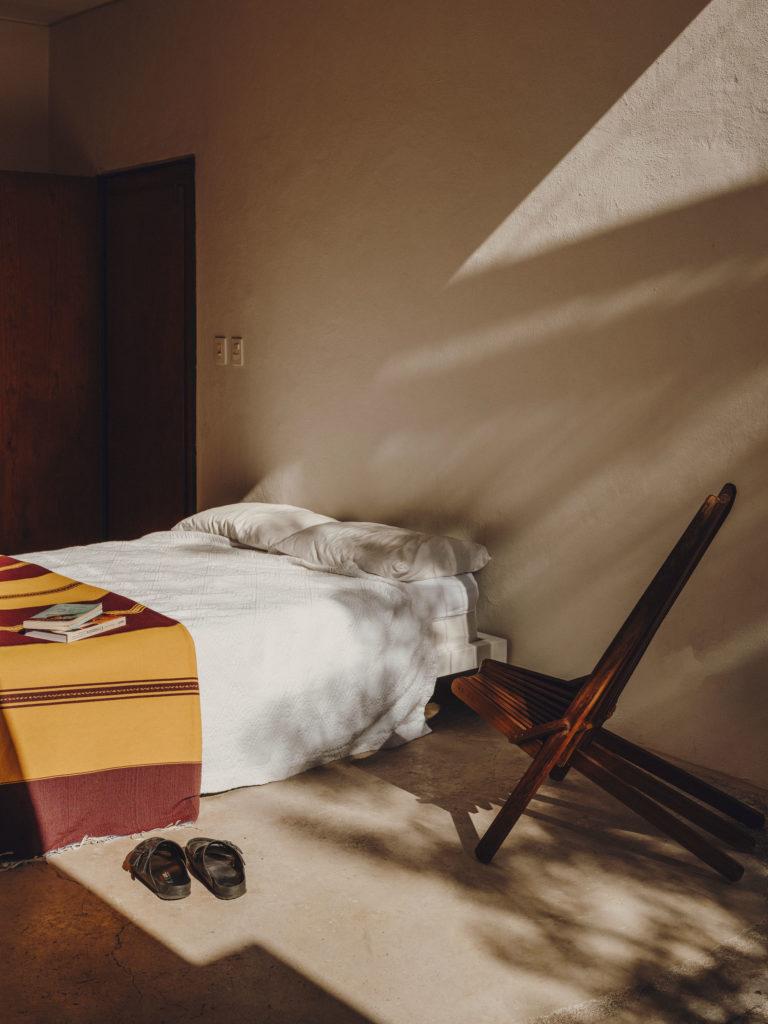 #airbnb #uniqueplaces #casameztilta #tepoztlan #mexico #bedroom