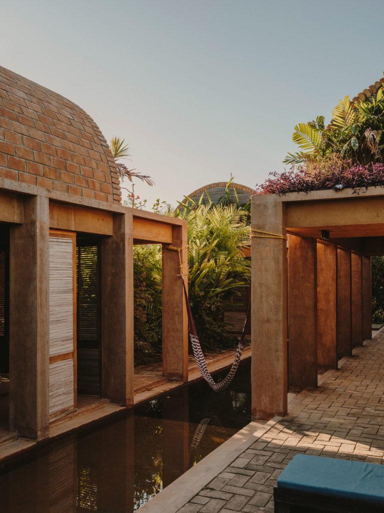 #airbnb #uniqueplaces #casavolta #puertoescondido #mexico #oaxaca #architecture #travel