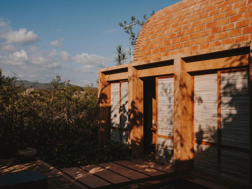 #airbnb #uniqueplaces #casavolta #puertoescondido #mexico #oaxaca #architeture