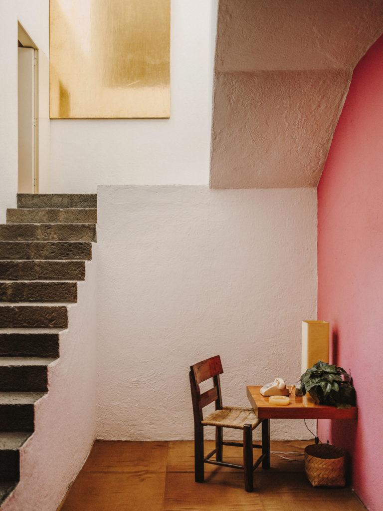 #barragan #mexico #cdmx #casaestudio #studio #interiors #pink