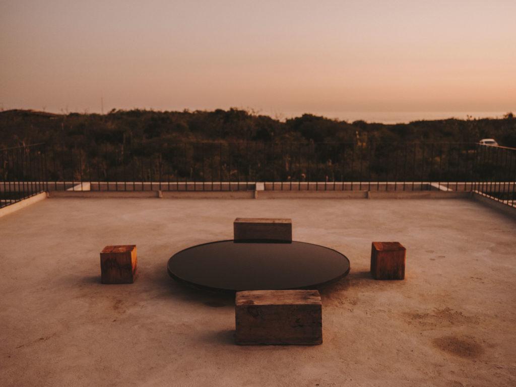 #airbnb #uniqueplaces #puertoescondido #mexico #oaxaca #roof