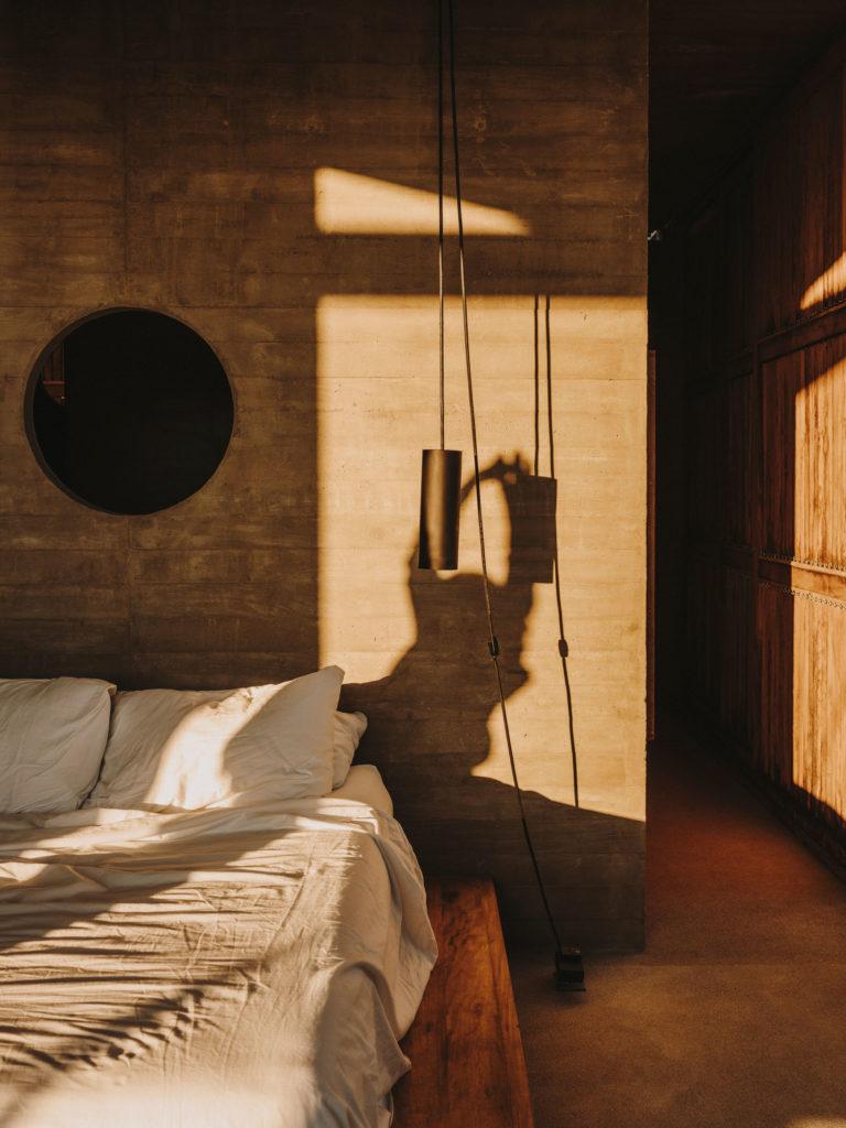 #airbnb #uniqueplaces #puertoescondido #mexico #oaxaca #caterina #bedroom