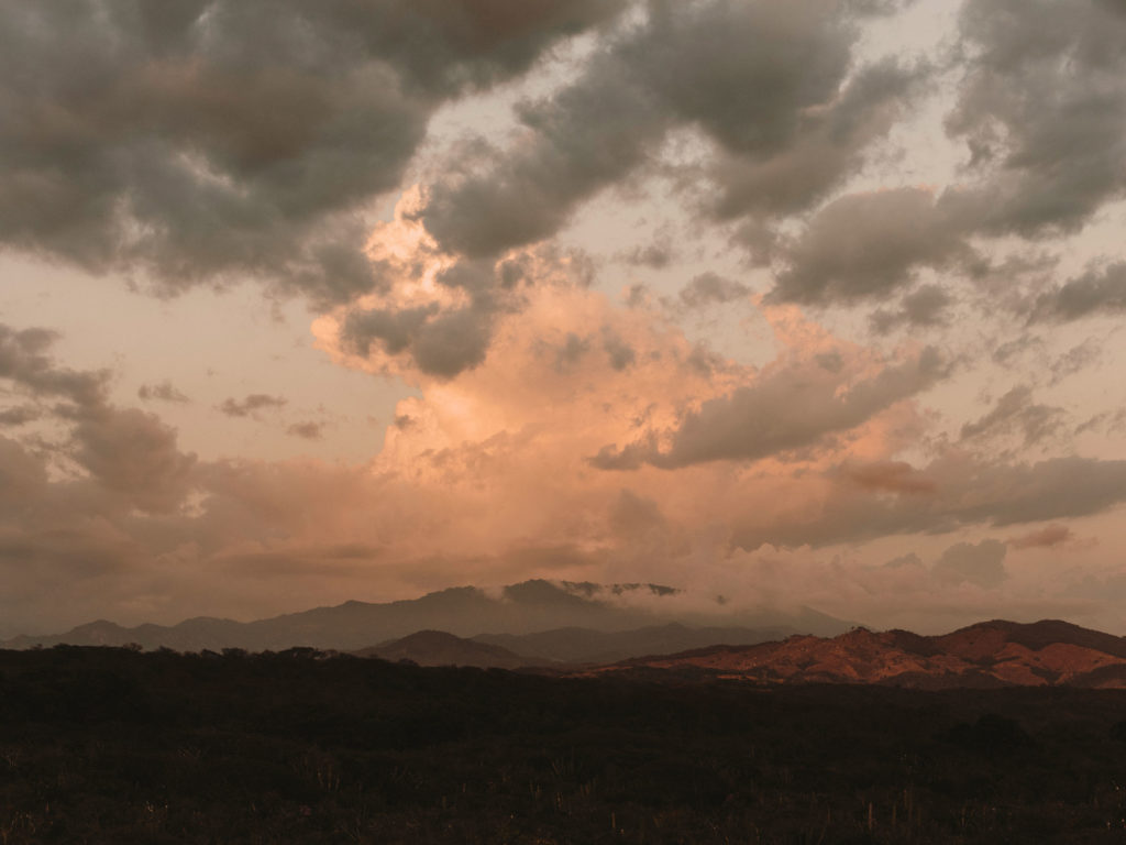 #airbnb #uniqueplaces #puertoescondido #mexico #oaxaca #travel #landscape #clouds