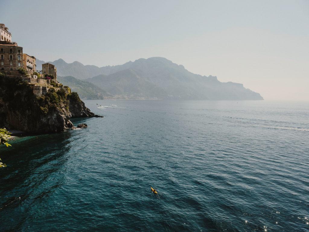 #airbnbmagazine #kayak #mediterranean #costaamalfitana #amalfi #travel