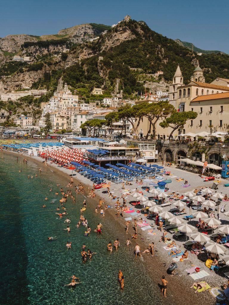 #airbnbmagazine #kayak #mediterranean #costaamalfitana #beach #amalfi #travel