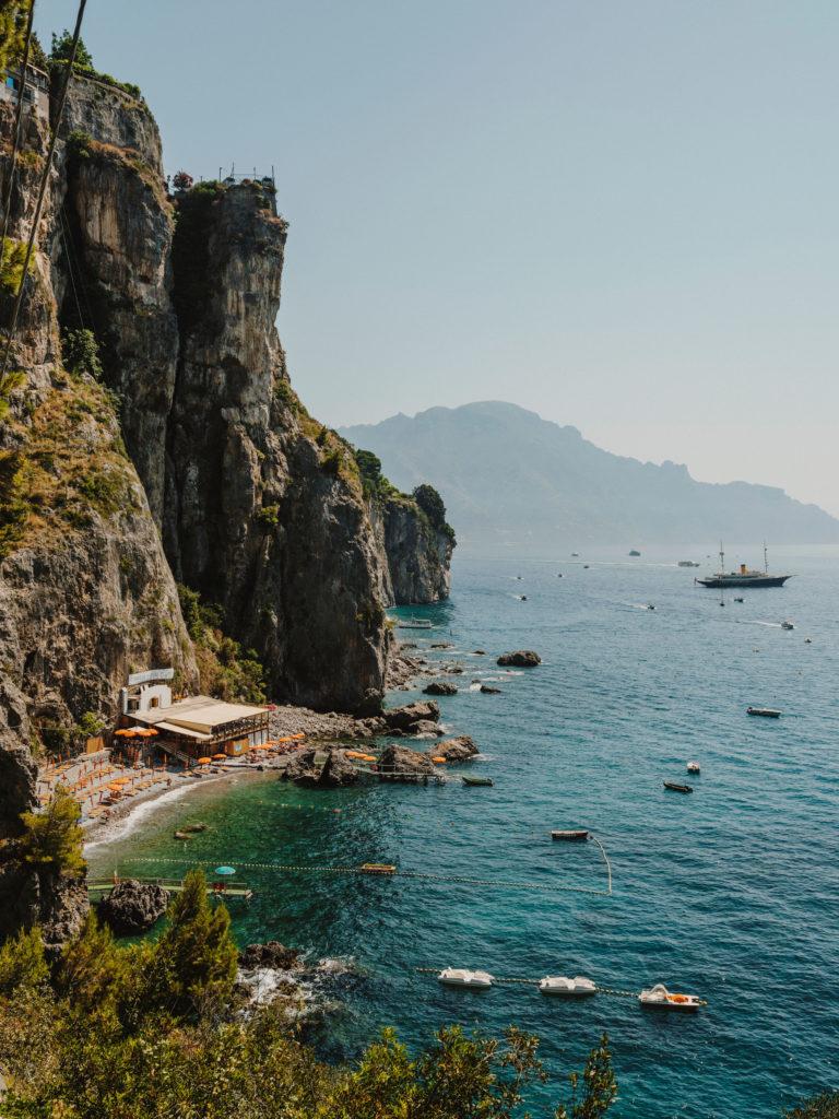 #airbnbmagazine #kayak #mediterranean #costaamalfitana #beach