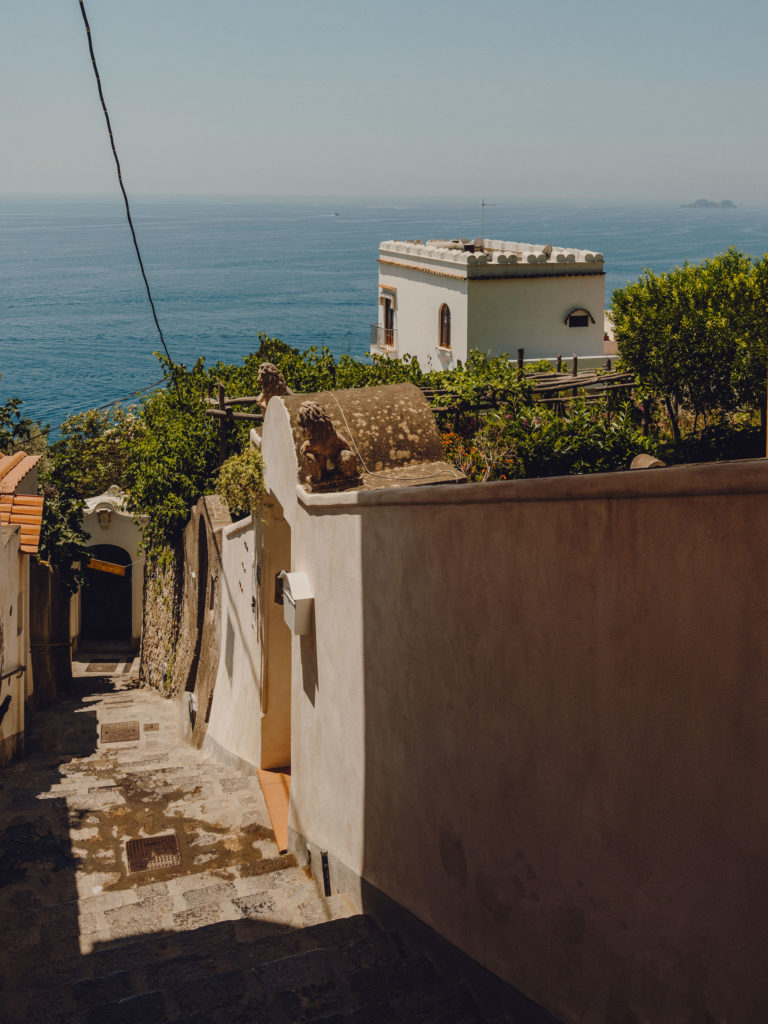 #airbnbmagazine #kayak #mediterranean #costaamalfitana #praiano