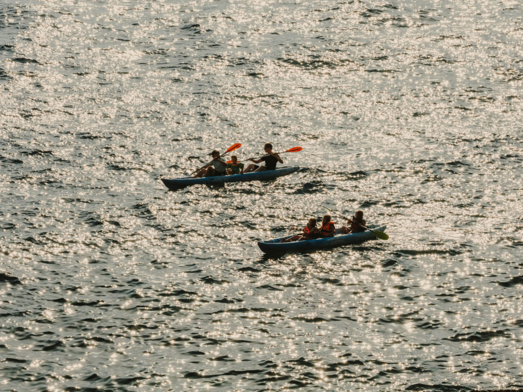 #airbnbmagazine #kayak #mediterranean #costaamalfitana