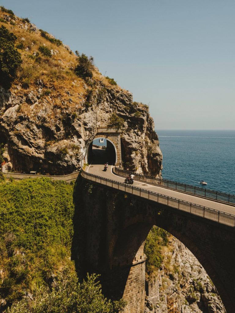 #airbnbmagazine #kayak #mediterranean #costaamalfitana #praiano #road