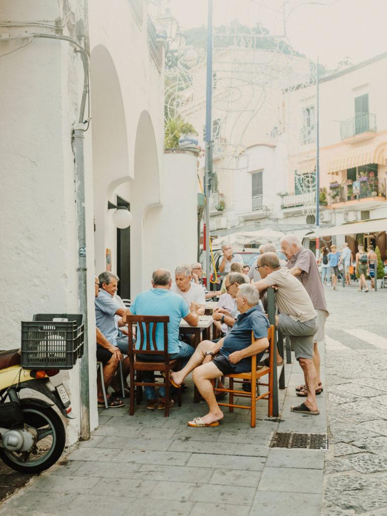 #airbnbmagazine #kayak #mediterranean #costaamalfitana #cetara #players #travel #2018 #personal