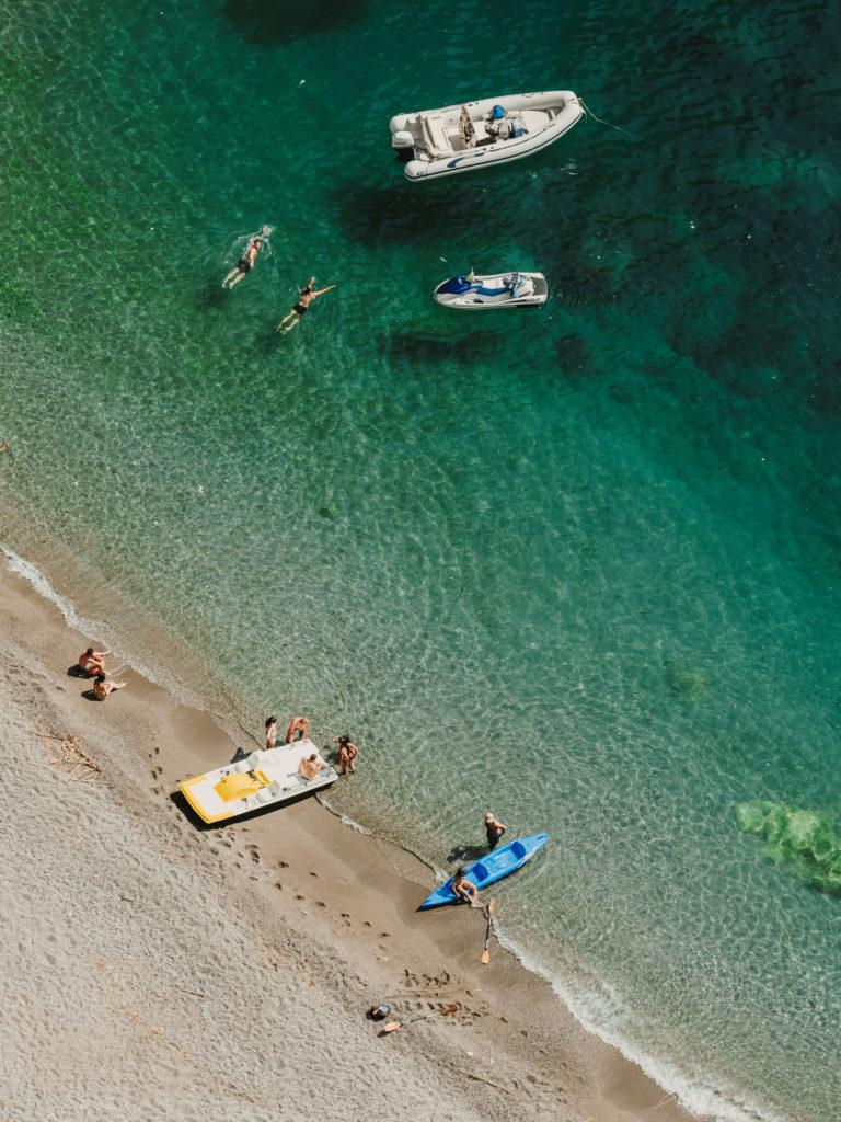 #airbnbmagazine #kayak #cavallomorto #beach #mediterranean #costaamalfitana #travel #2018 #personal