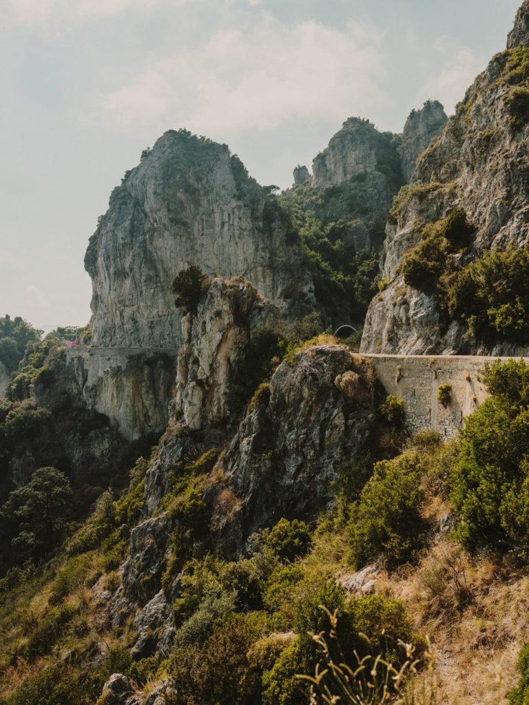 #airbnbmagazine #kayak #mediterranean #costaamalfitana #road #travel