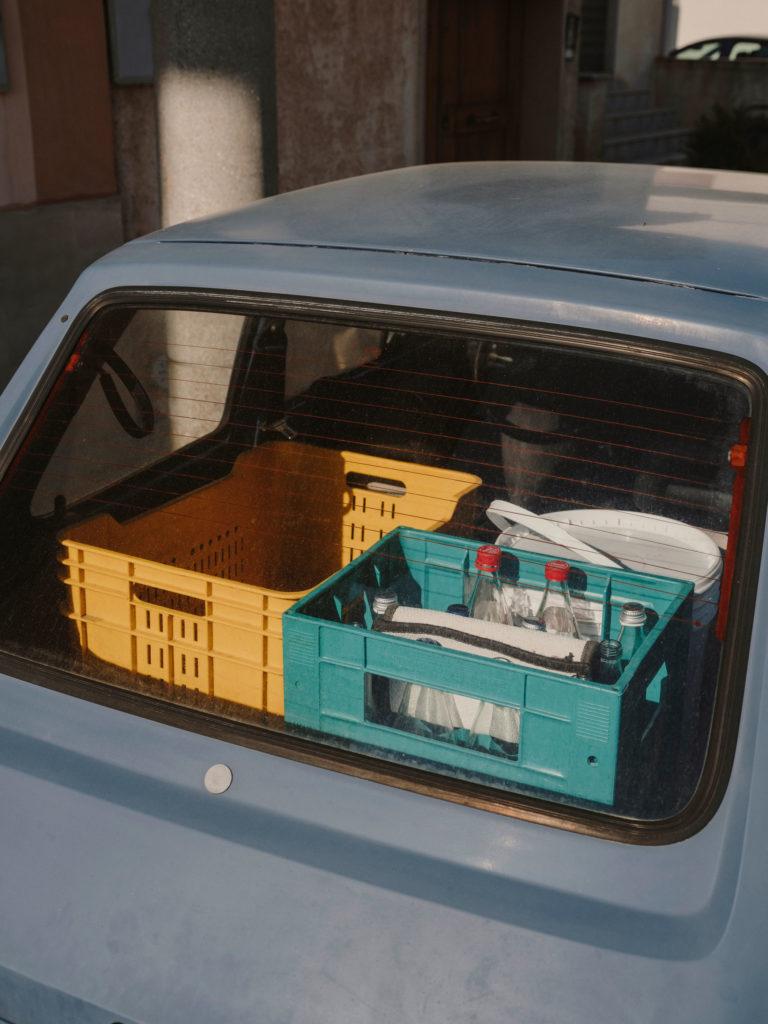 #2019 #puglia #italy #carovigno #personal #street #cars #yellow #blue