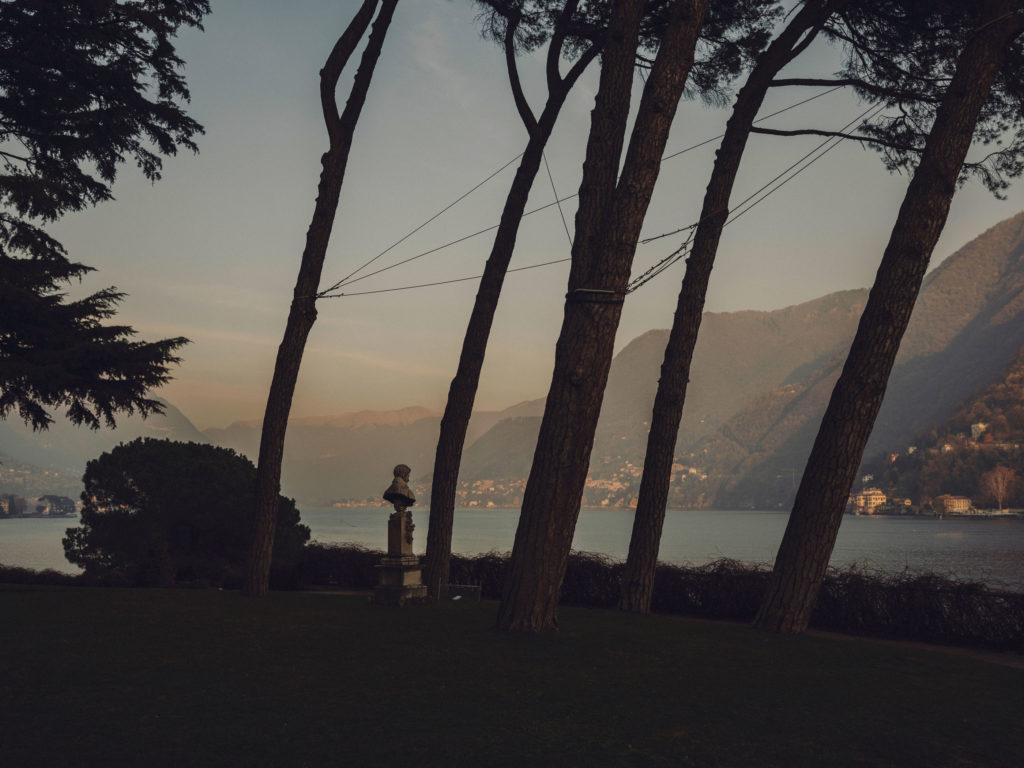 #2018 #lakecomo #italy #boat #personal #garden