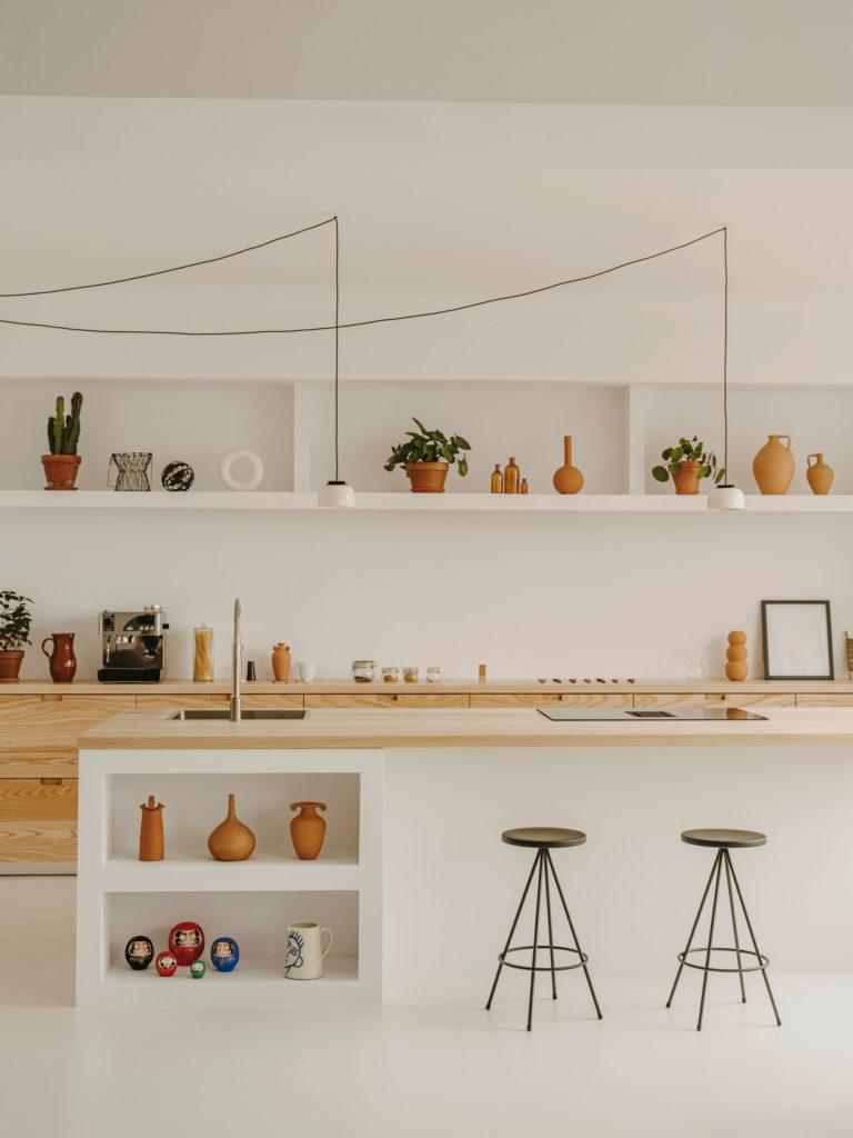 #isernserra #valeriavassi #interiors #barcelona #kitchen #mediterranean