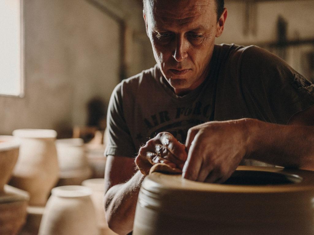 #andreucarulla #alhambra #crearsinprisa #cpworks #craft #ceramics #hands