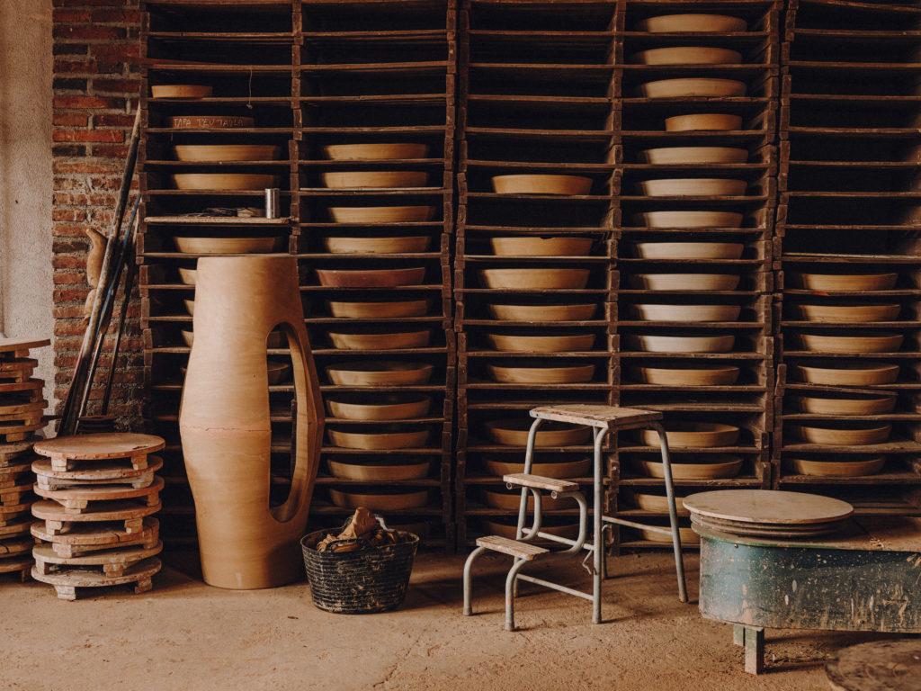 #andreucarulla #alhambra #crearsinprisa #cpworks #craft #ceramics #interiors