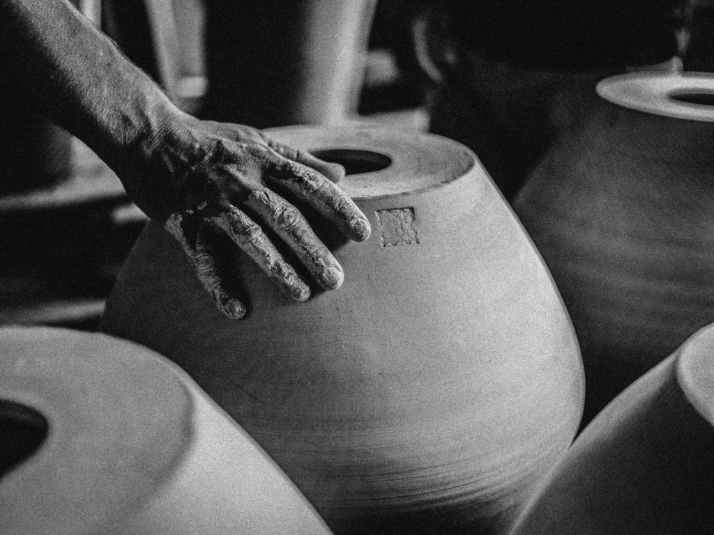 #andreucarulla #alhambra #crearsinprisa #cpworks #beer #hands #craft #ceramics