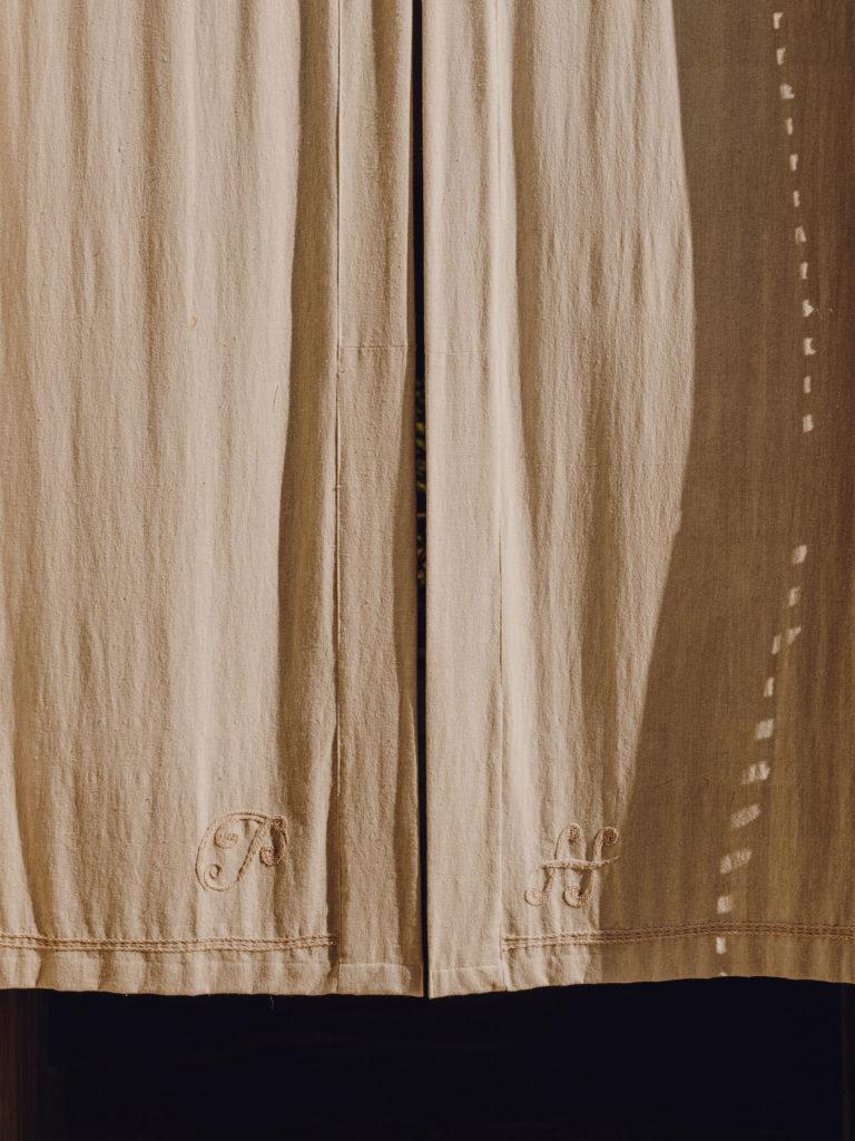 #pottershouse #lucianogiubbilei #mallorca #sonservera #openhousemagazine #details #fabrics