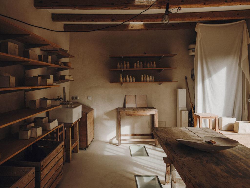 #pottershouse #lucianogiubbilei #mallorca #sonservera #openhousemagazine #interiors #craft #ceramics #workspace
