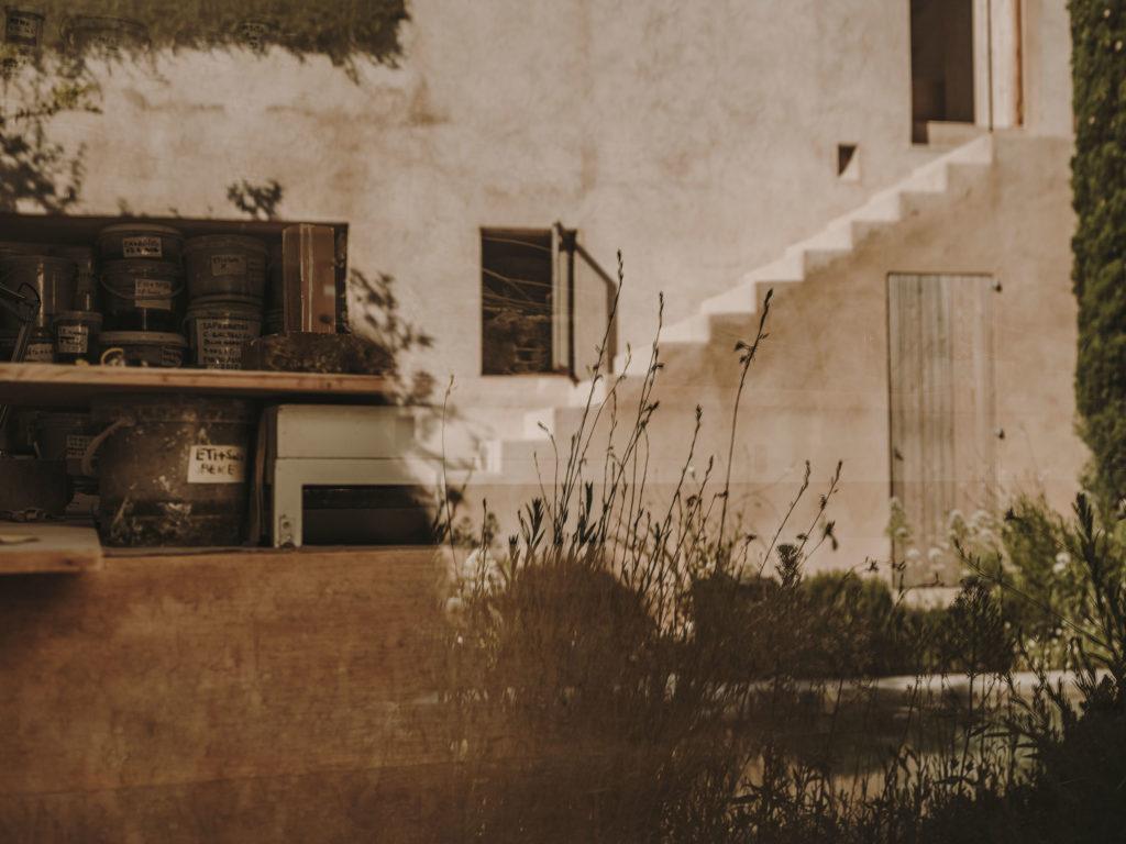 #pottershouse #lucianogiubbilei #mallorca #sonservera #openhousemagazine #reflections #garden