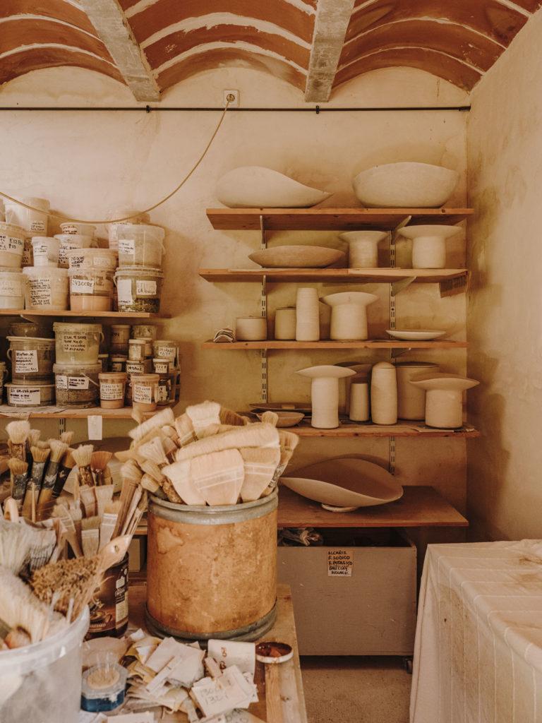 #pottershouse #lucianogiubbilei #mallorca #sonserva #craft #ceramics #openhousemagazine #interiors