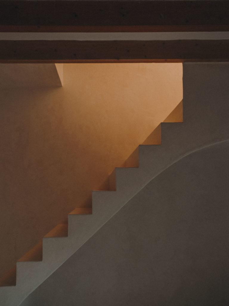 #pottershouse #lucianogiubbilei #mallorca #sonservera #stairs #light #interiors